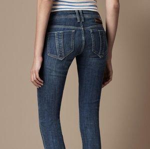 design di qualità 3a7c8 20b98 Burberry brit Kensington skinny jeans
